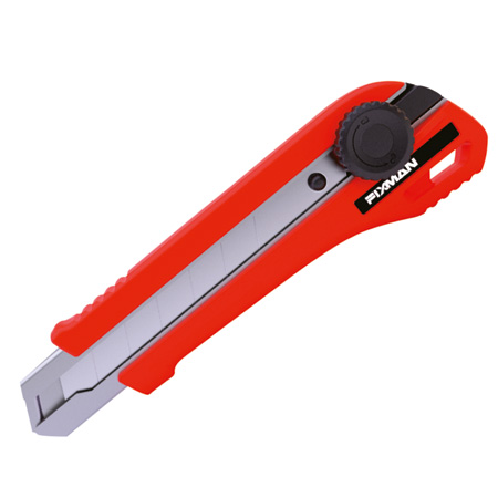 nóż łamany z porkętłem 18mm