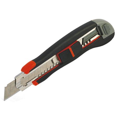 nóż łamany z suwakiem 18mm